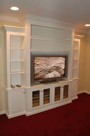 Wall Hung Tv Cabinet With Doors by 25 Best Custom Entertainment Center Ideas On Pinterest Modern