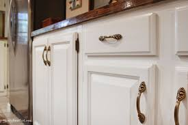 mom u0027s kitchen cabinet makeover how to nest for less