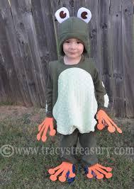 Pocoyo Halloween Costume Tracy U0027s Treasury Hoppy Halloween Frog U0026 Tadpole Costume