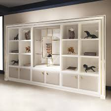 luxury dining room bookcases exclusive high end designer bookcases