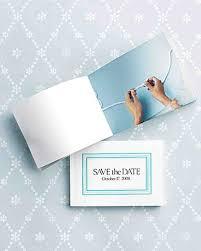 Diy Save The Dates Diy Save The Dates Martha Stewart Weddings