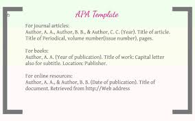 Apa Cover Sheet by Apa Format Citation Obfuscata