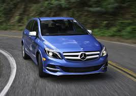 mercedes b class ev mercedes b class electric drive to be phased out to way for