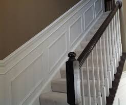 Good Site On Chair Rail Height Etc I Love The Chair Rail And