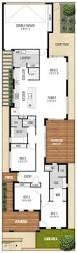 floor plans for narrow lots narrow lot house plans home designs boyd design perth narrow lot