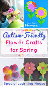 flower power springtime crafts for kids special learning house