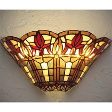 Stained Glass Wall Sconce 41 Stained Glass Sconces Wall Sconces Stained Glass Home