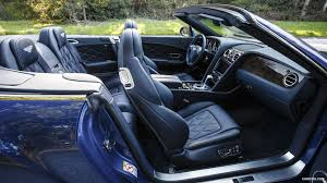 bentley interior 2014 bentley continental gt speed convertible moroccan blue