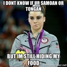Samoan Memes - i dont know if ur samoan or tongan but im still hiding my food