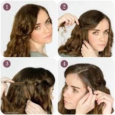 step by step twist hairstyles girls crown front twist hairstyles step by step rope twist braid