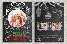 printable christmas thank you card templates creative template