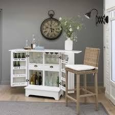 maison du monde küche maisondumonde wit houten barmeubel b 120 cm house