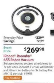target black friday irobot sams club black friday ad 2017 see the best deals this year