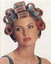 such a turn on to c boys in hair curlers and looking so happy to b