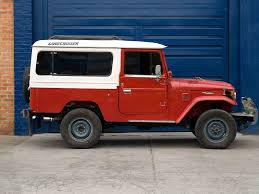 classic land cruiser for sale restored 40 series land cruisers the fj company