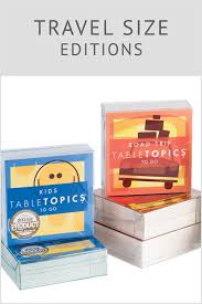table topics for kids tabletopics conversation starters fun engaging questions