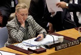 Texts From Hillary Meme - hillary clinton reading about mike pence emails goes viral photo