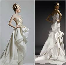 versace wedding dresses fiercely fab friday what s your style bajan wed