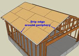 How To Build A Shed Step By Step by How To Build A Garage From The Ground Up 15 Steps With Pictures