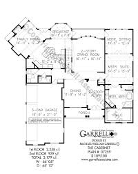 Federal Style Home Plans by Cabernet House Plan House Plans By Garrell Associates Inc