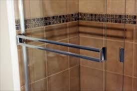 installing glass shower doors bathrooms satin glass shower door how to clean glass shower door