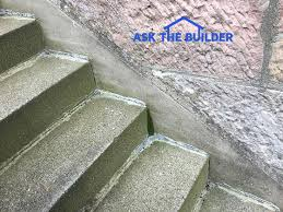 concrete steps leaking ask the builderask the builder