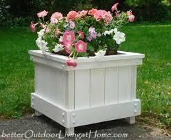 Diy Patio Planter Box 120 Best Diy Planters Images On Pinterest Plants Pots And Balcony