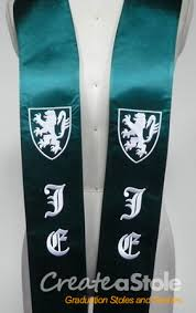 custom graduation sashes get your graduation sash here create a stole