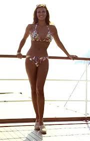 Hit The Floor Raquel Death - raquel welch models some swimwear in the last of sheila 1973