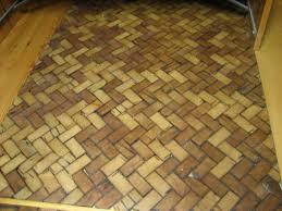 end grain wood floor layout patterns end grain cobble block