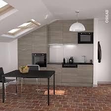 decoration de cuisine type de hotte de cuisine unique cuisine ouverte en bois décor
