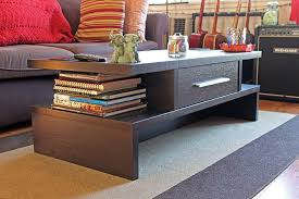 long skinny coffee table skinny coffee table facil furniture