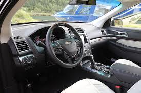 Ford Explorer Platinum - first drive 2016 ford explorer platinum canadian auto review
