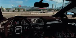 Audi Rs4 Interior Audi Rs4 Modified 1 27 Ets 2 Mods