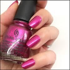 china glaze rosé my name nails pinterest china glaze glaze