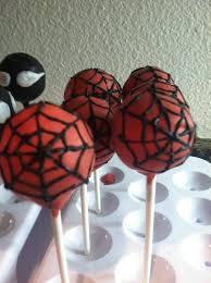 spiderman cake pops onlycakepops com
