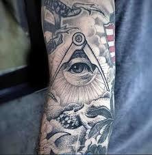 the illuminati history symbolism tattoos tattoo com