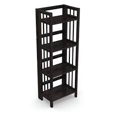 Sauder 4 Shelf Bookcase 4 Shelf Bookcase 4 Shelf Bookcase Black 4 Shelf Bookcase With