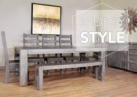 Dining Room Tables Made In Usa Amish Furniture By Dutchcrafters
