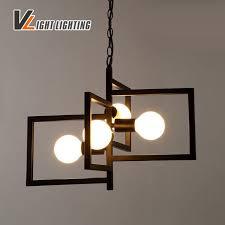 retro indoor lighting vintage pendant light led lights iron