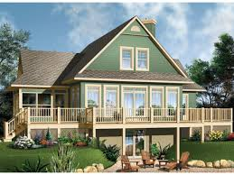 by the lake house small home planslakeside log cabin floor plans