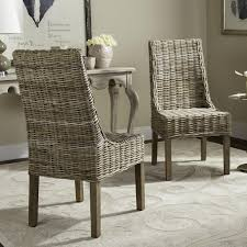 rattan dining room chairs ebay dining room rattan dining room chairs new dining tables indoor