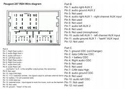 peugeot rd4 wiring diagram peugeot wiring diagrams instruction