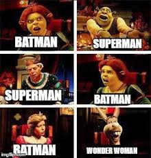 Batman Superman Meme - image tagged in batman vs superman imgflip