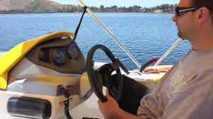 2006 sea doo speedster 150 test drive youtube