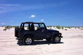 jeep wrangler beach daytona beach jeep rentals 70 day 1 866 322 4400