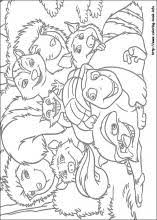 hedge coloring pages coloring book