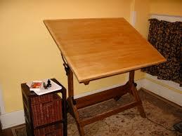 Hamilton Manufacturing Company Drafting Table Furniture Drawing Table With Drawers Hamilton Drafting Table