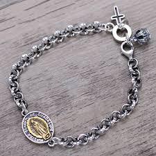 silver tag bracelet images Men 39 s sterling silver maria tag chain bracelet jpg