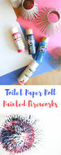 toilet paper roll painted fireworks simply being mommy